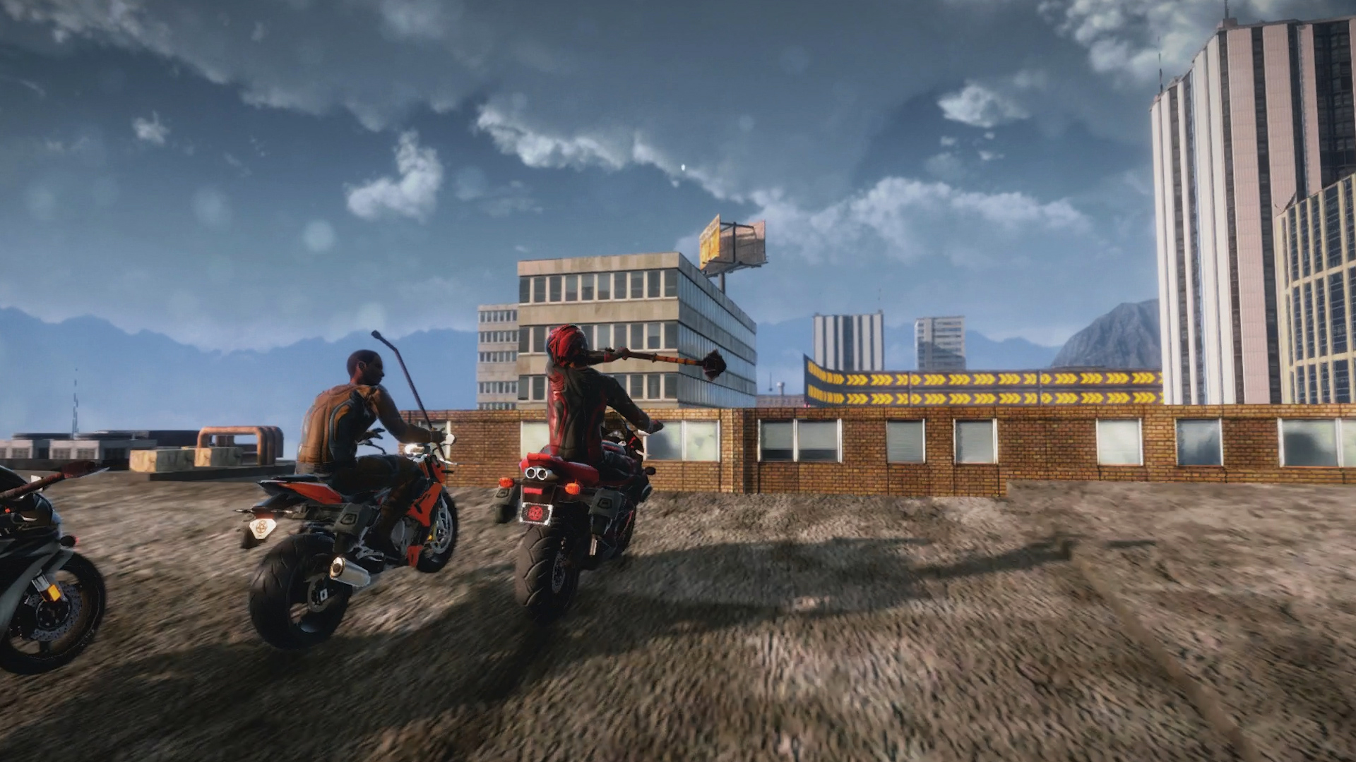 Review: Road Redemption screenshot