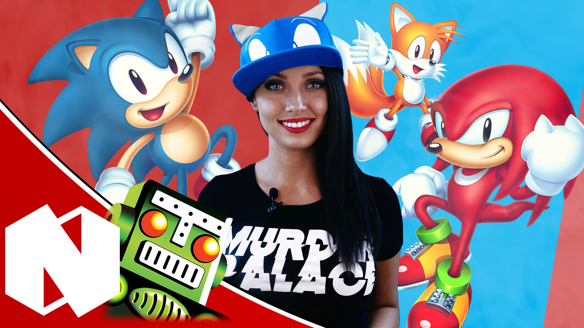 Nintendo Pro: Sonic Mania screenshot