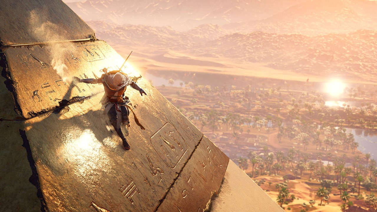 New Assassin's Creed: Origins trailer shows us the birth of the Brotherhood screenshot