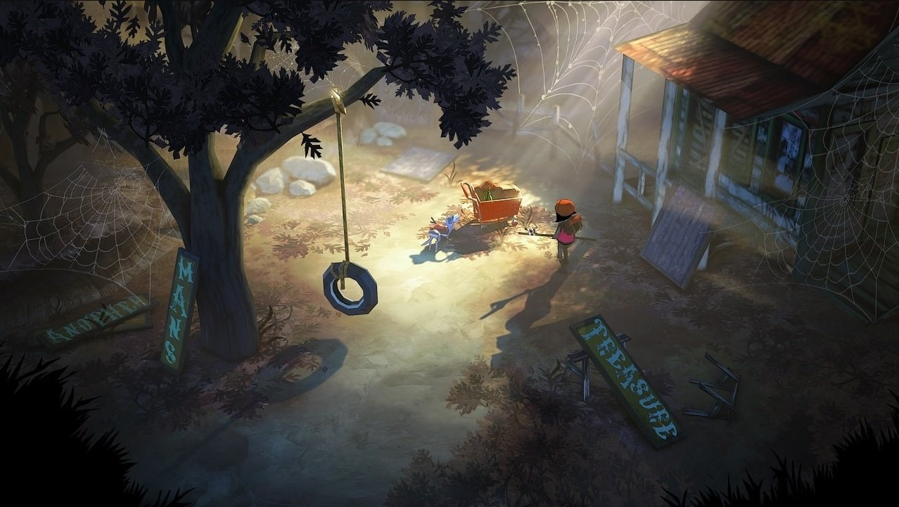 The Flame in the Flood coming to Nintendo Switch next week screenshot