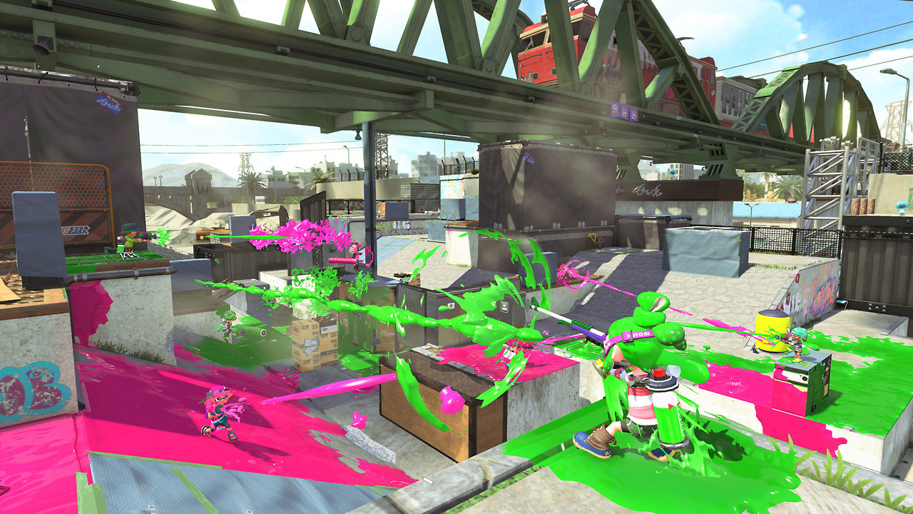 get a feel for tomorrow s new splatoon 2 stage