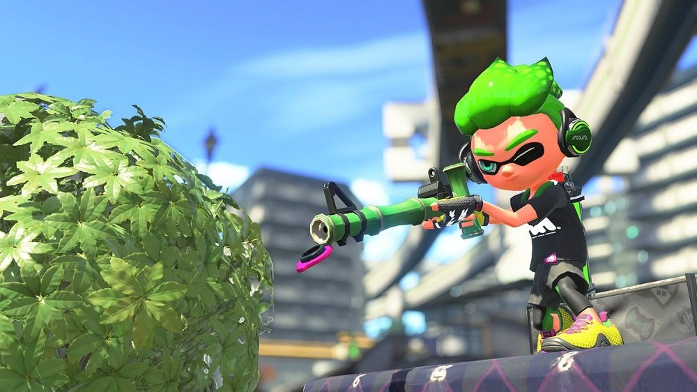 Bamboozler returns to Splatoon 2 this weekend screenshot