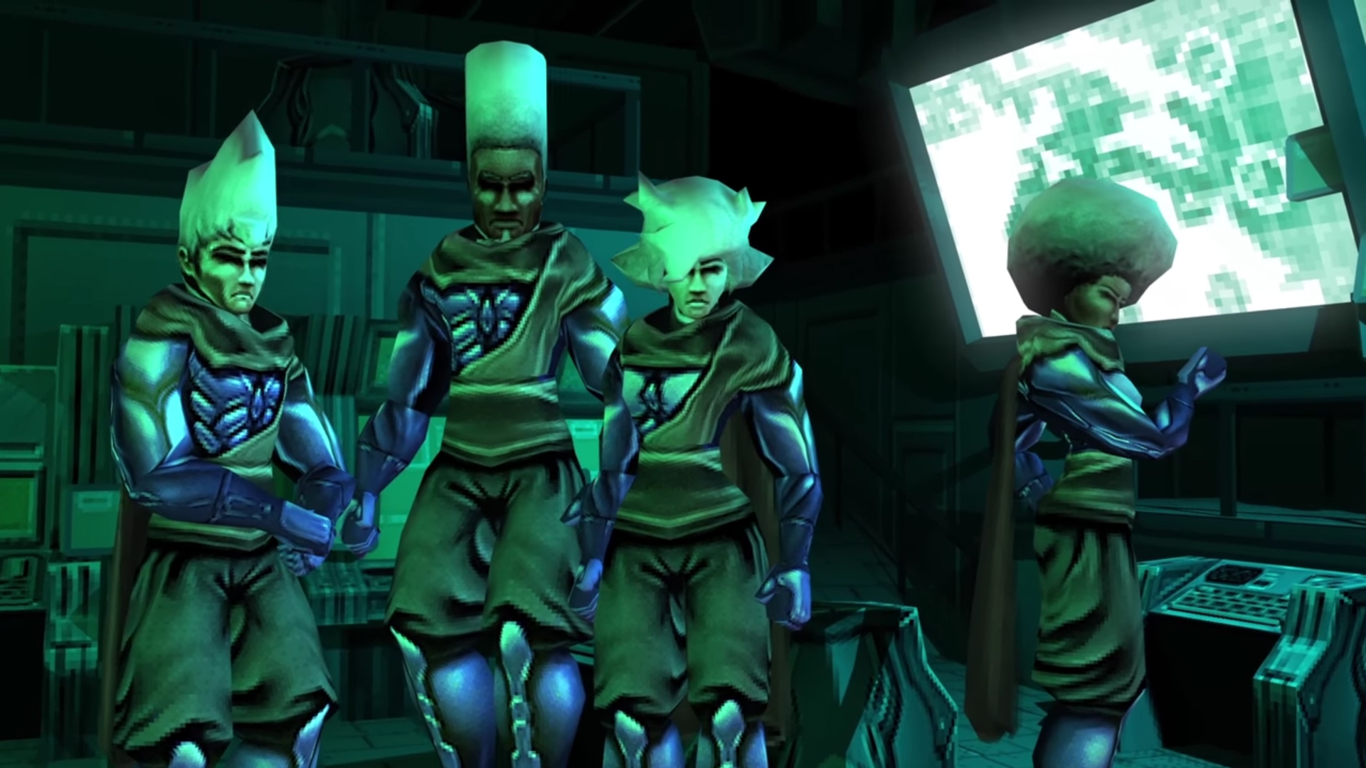 The creator of Dust: An Elysian Tail is making an MGS1-inspired stealth game screenshot