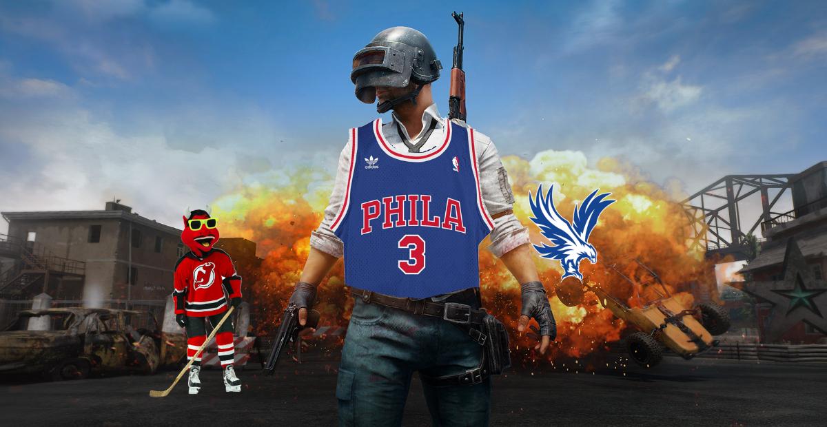 Playerunknown S Battleground Esport Team Signed By Philadelphia