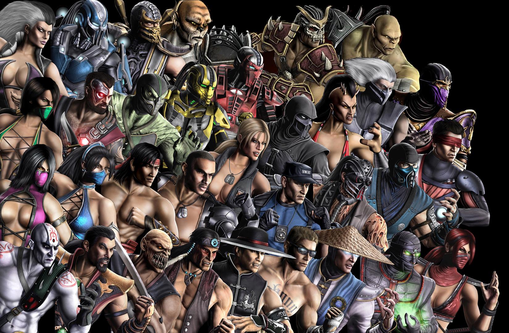 For its 25th anniversary, Destructoid names the top 10 Mortal Kombat kharacters screenshot