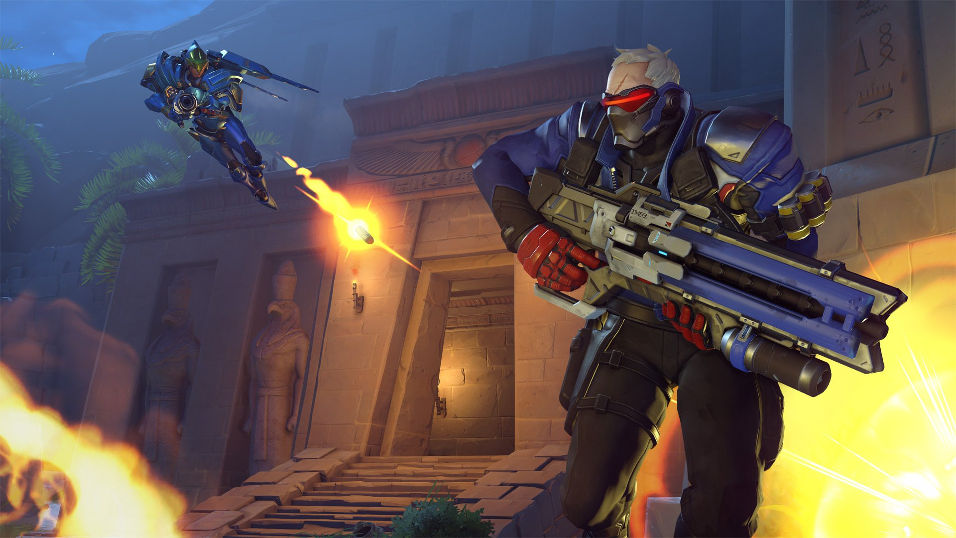 Overwatch Is Getting 4K Enhancements on Xbox One X