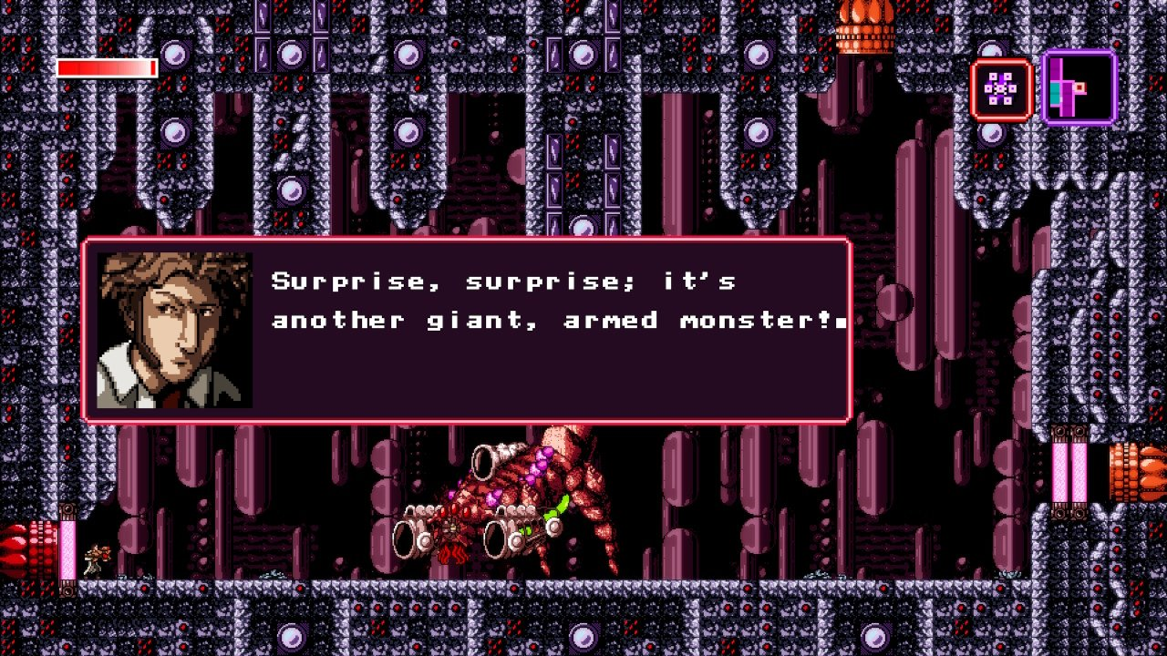 Axiom Verge Switch review