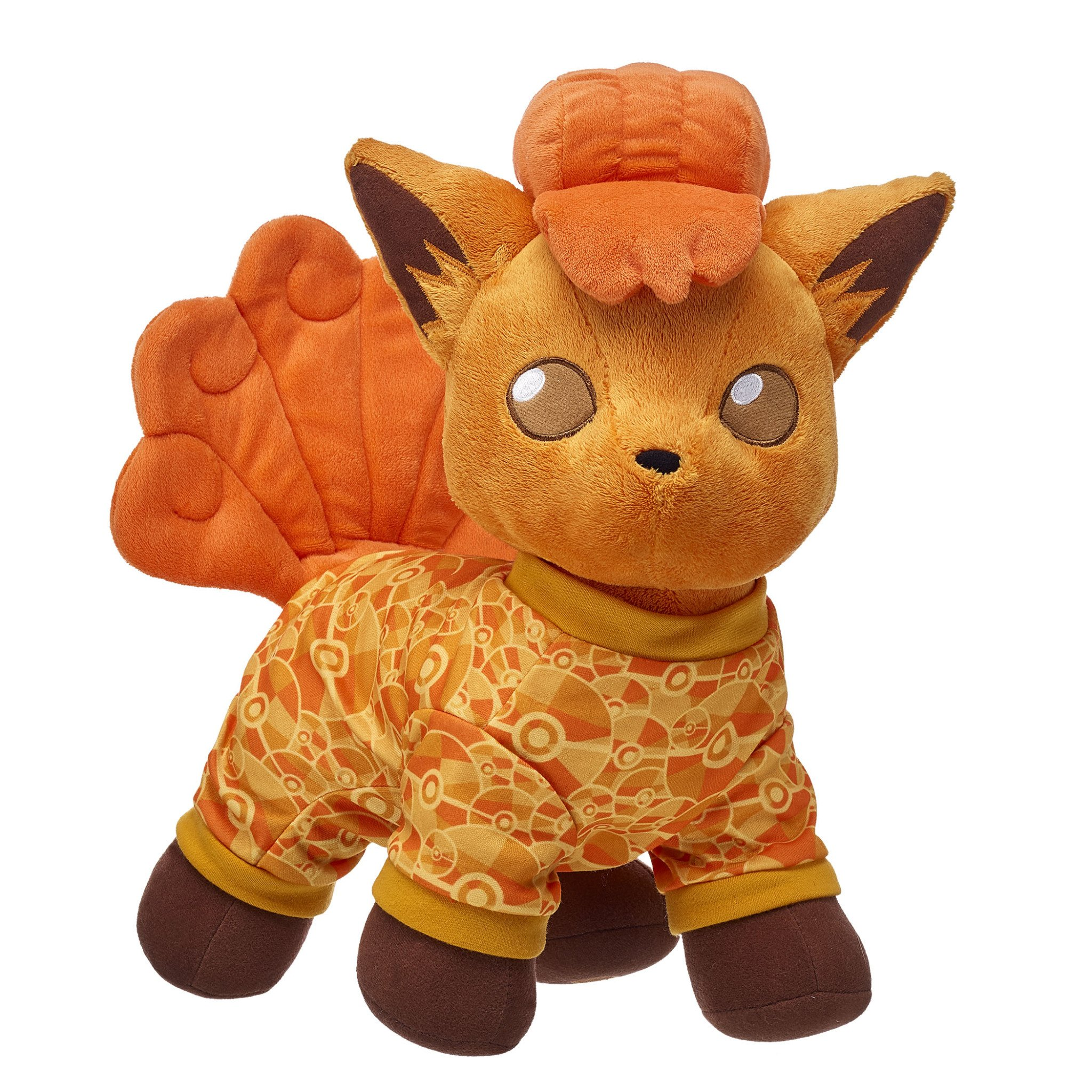 Build-a-Bear Adding Vulpix To Its Lineup