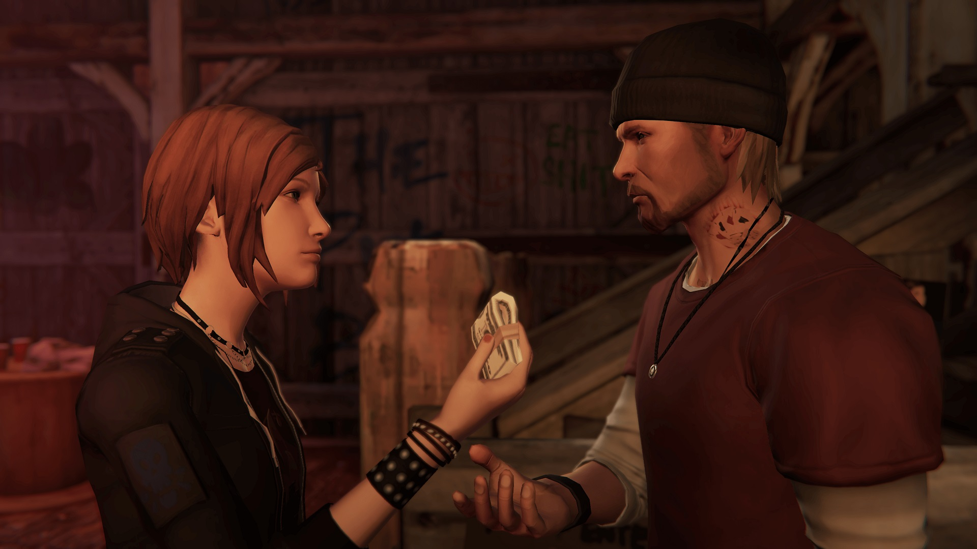 Life is Strange: Before the Storm's second episode is releasing next week screenshot