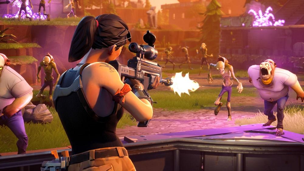 - fortnite epic games complaint