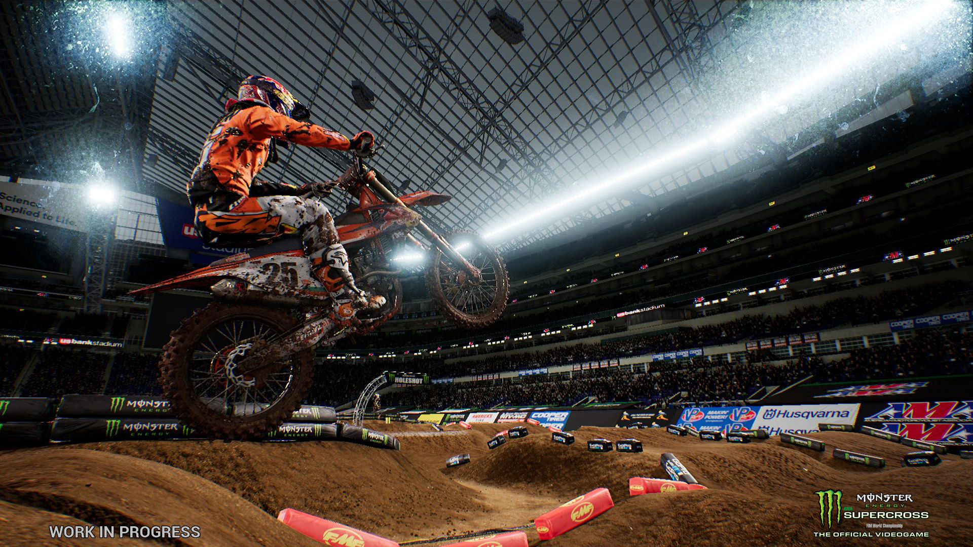 It Will Hit The Nintendo Switch Shortly After Monster Energy Supercross Game A Mobile App For IOS And Android Also Launch In February