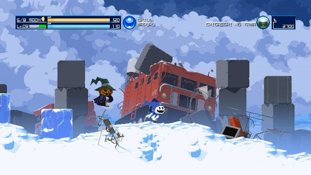 Atlus' Jack Frost 2D adventure is legit after all, ready to download now screenshot