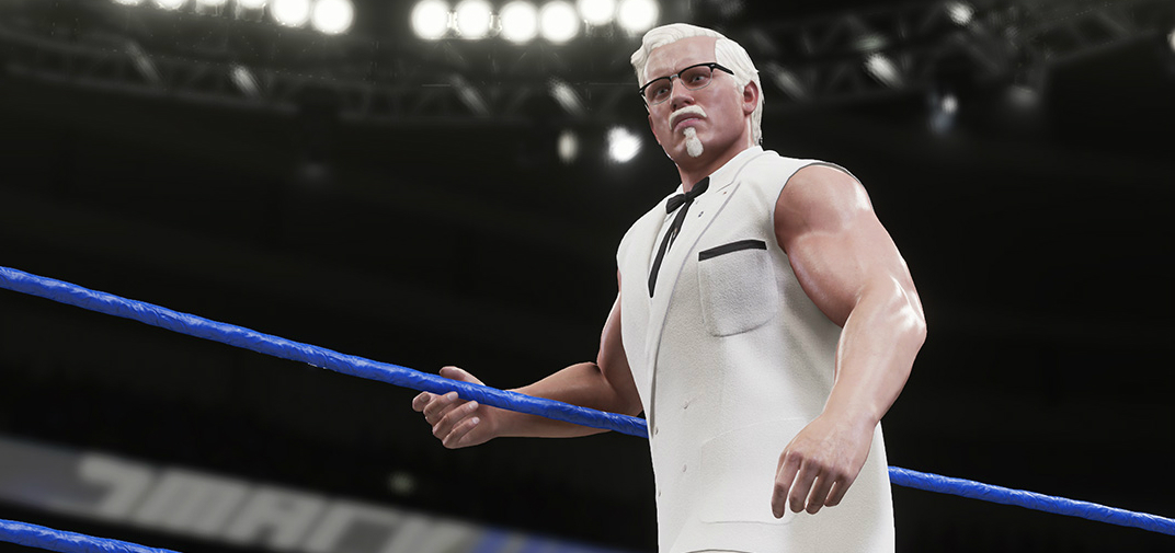 WWE 2K18 on Switch will take up 32GB of MicroSD and 1GB of internal space screenshot