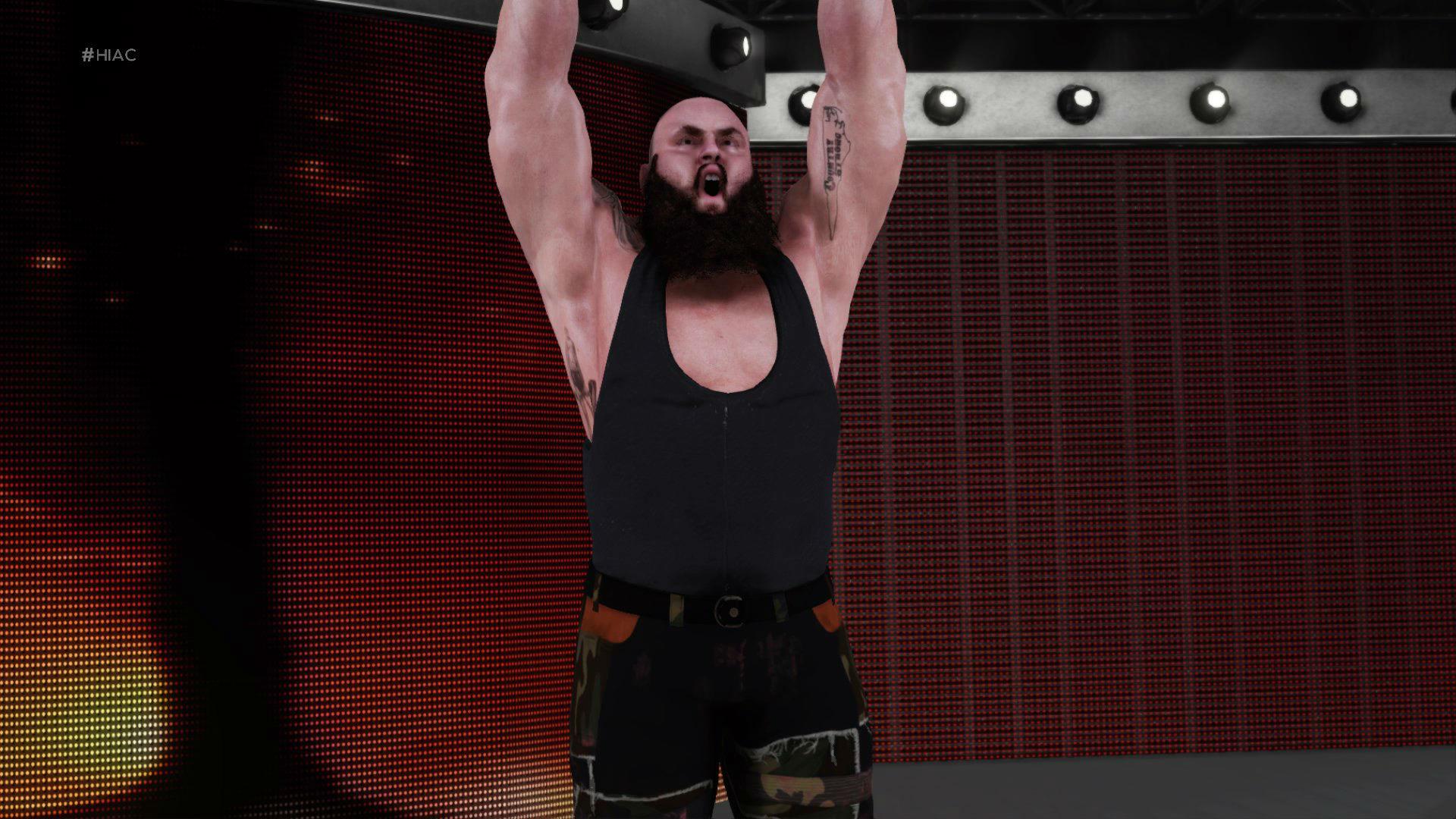 Review: WWE 2K18  screenshot