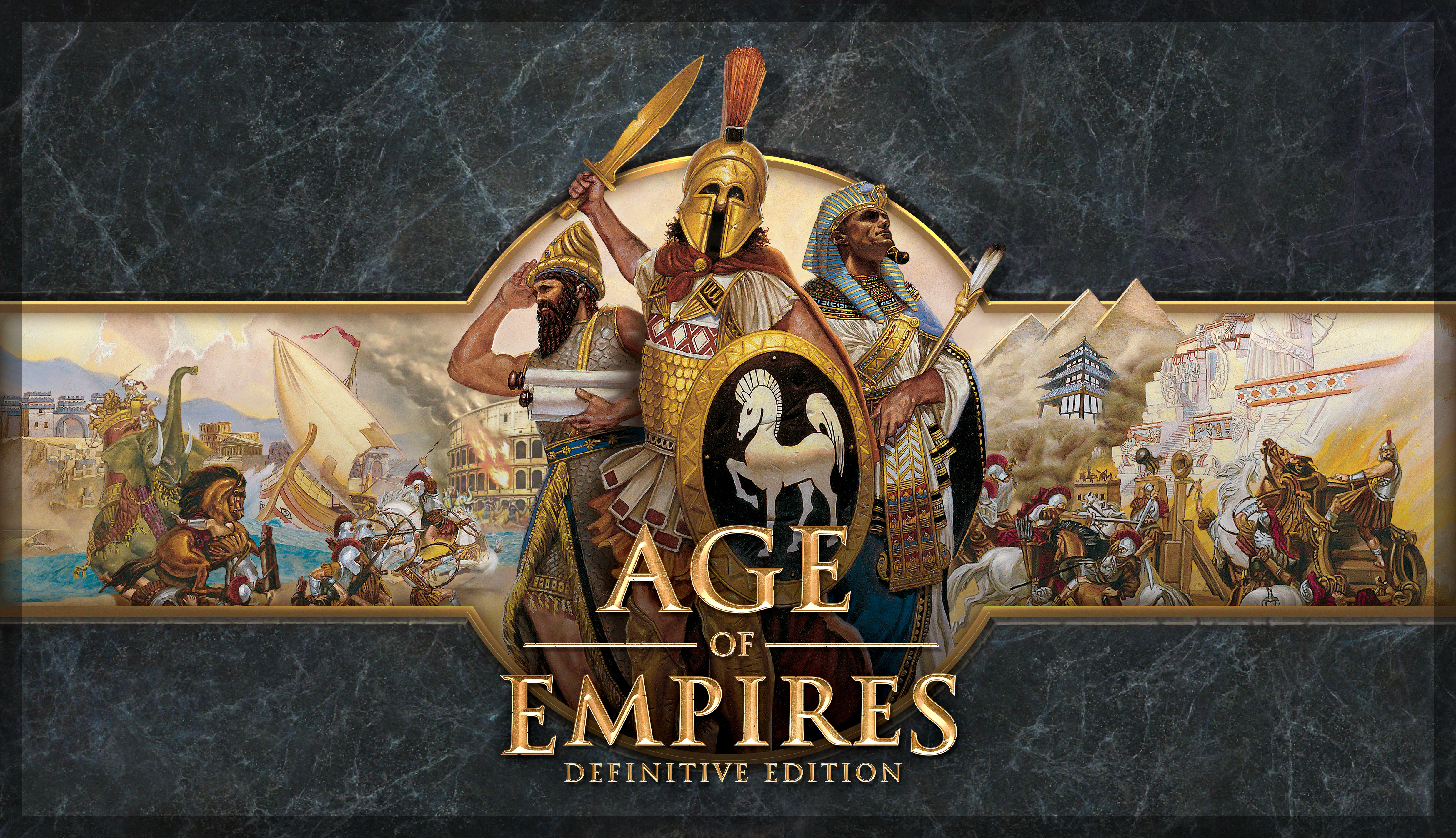 Age of Empires: Definitive Edition has been delayed to Spring 2018 screenshot