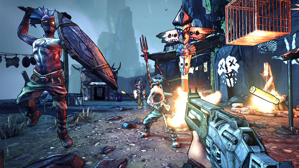Gearbox is hiring a writer for what is probably Borderlands 3 screenshot