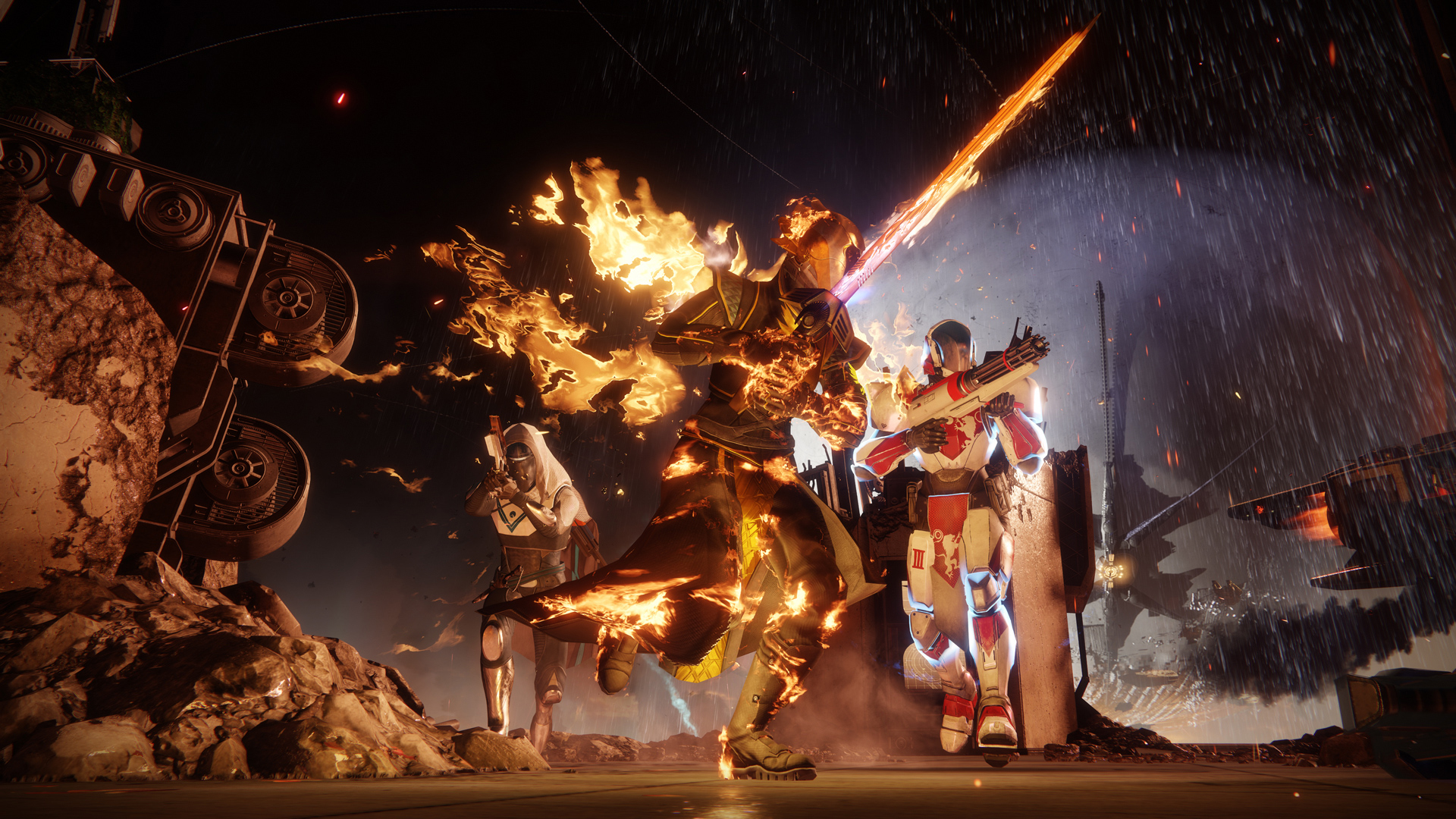 PC players can start pre-loading Destiny 2 on Wednesday screenshot