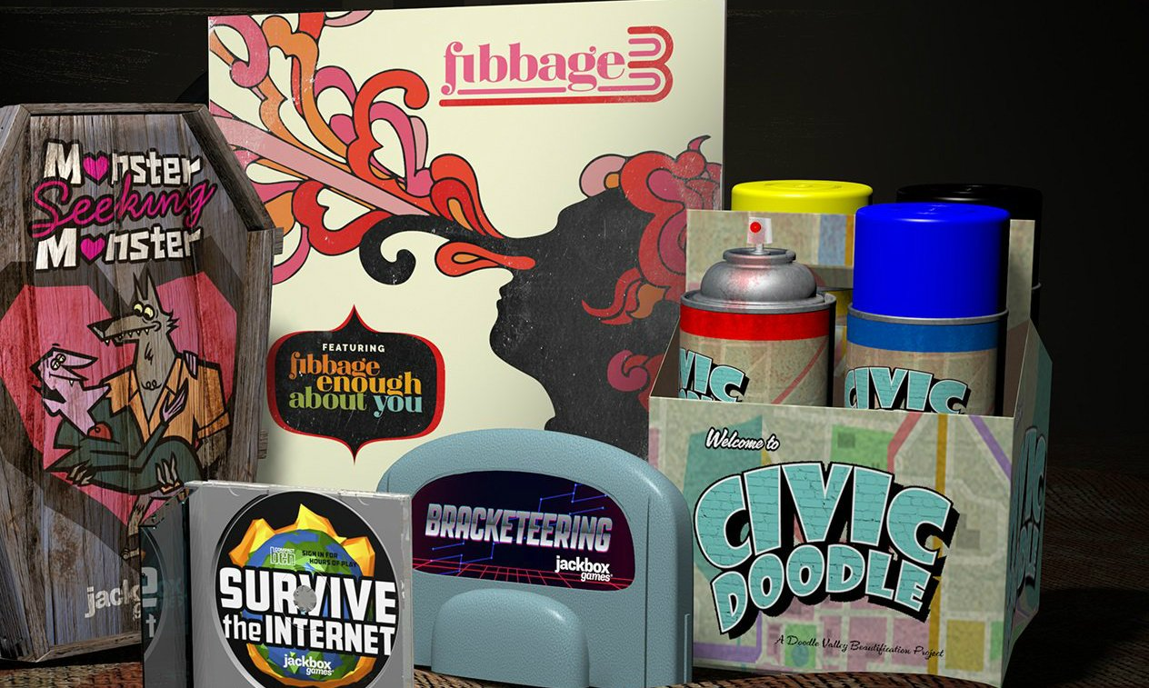 Review: The Jackbox Party Pack 4 screenshot