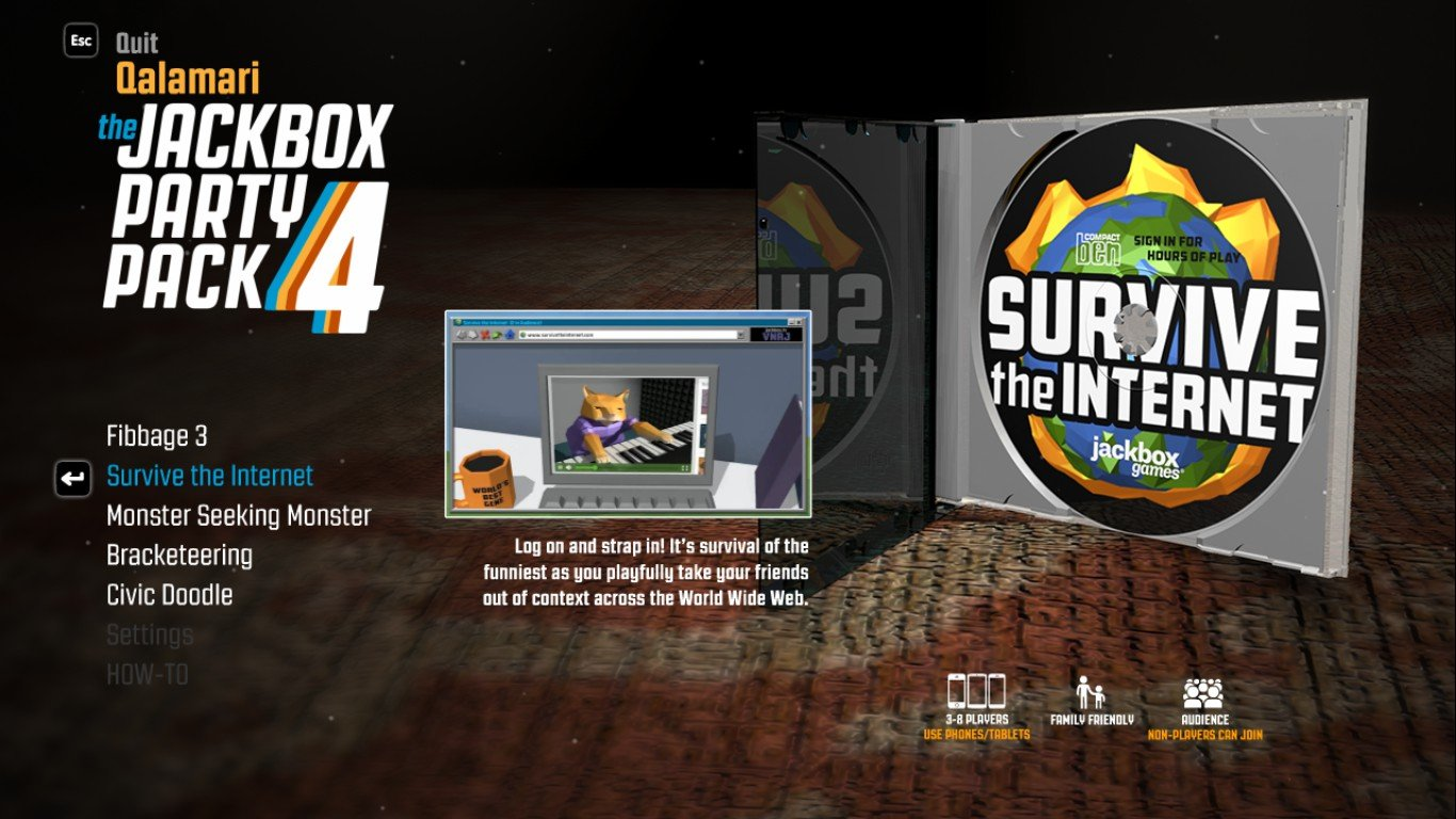 Review: The Jackbox Party Pack 4