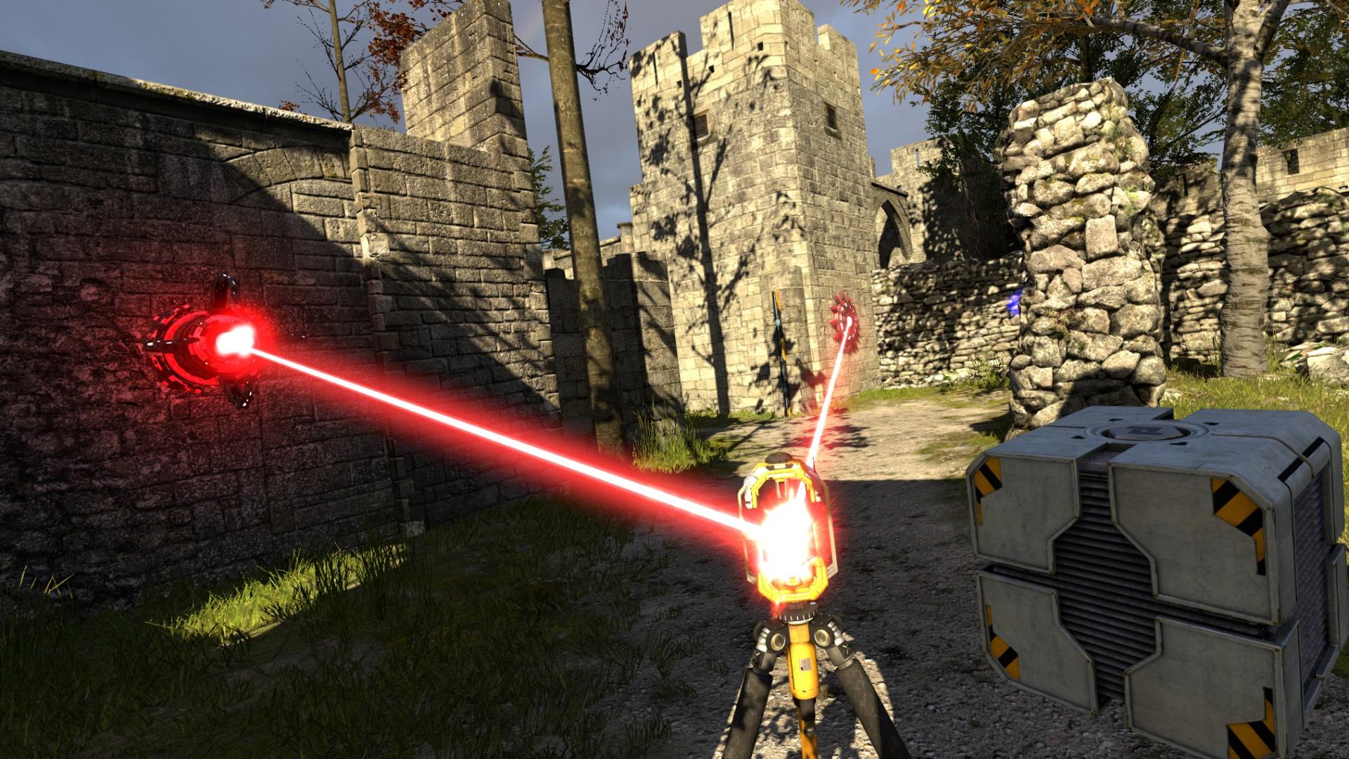 The Talos Principle has come to Oculus Rift and Vive screenshot