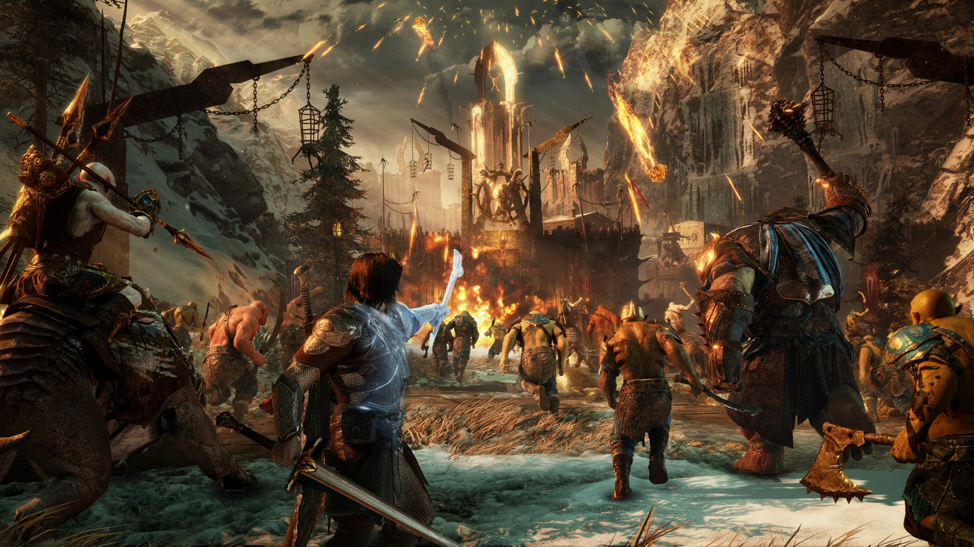 Middle-earth: Shadow of War is getting an endless mode for its final chapter screenshot
