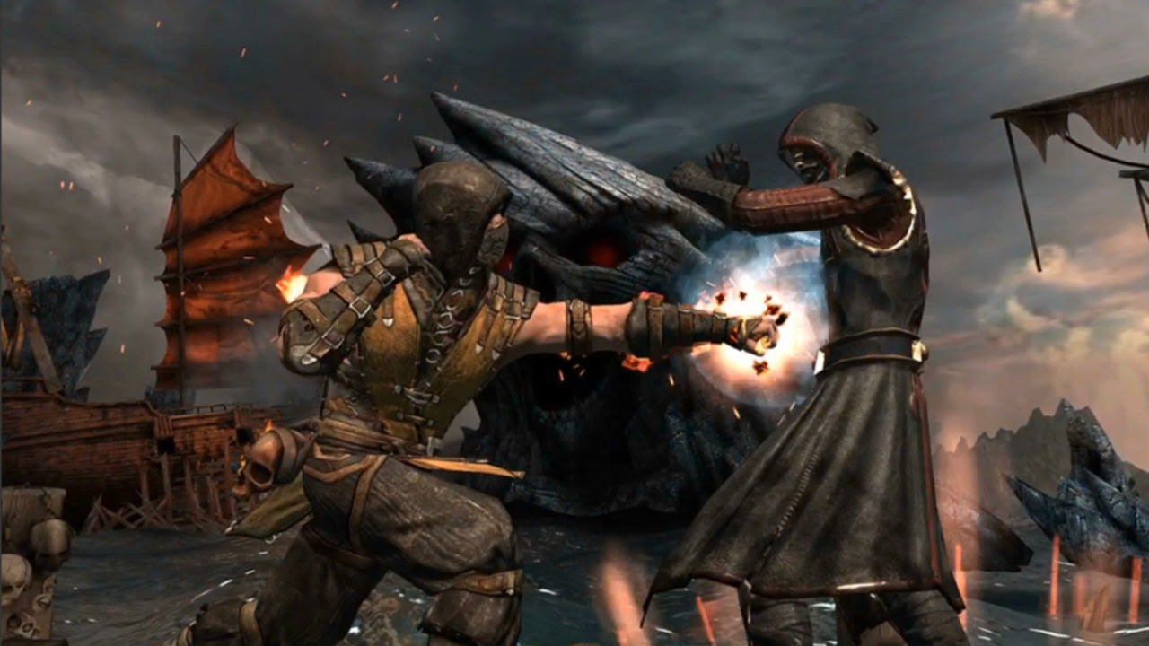 NetherRealm's mobile games get new characters for Mortal