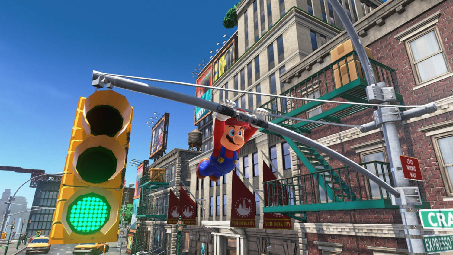 Super Mario Odyssey Will Be The Fifth Game To Support Switch Video Capture