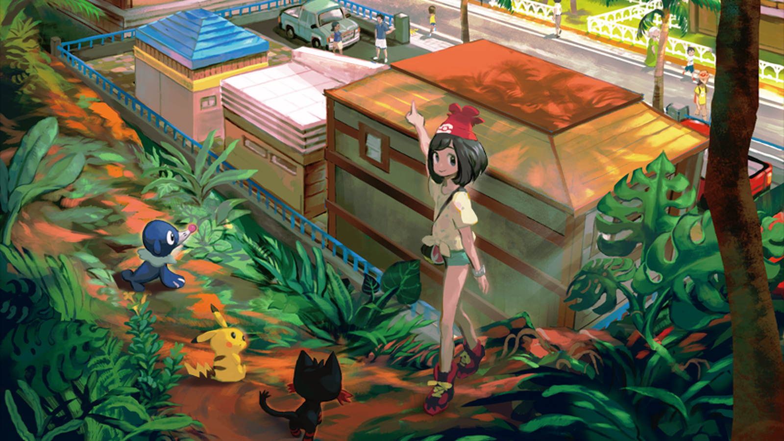 Pokemon Ultra Sun And Moon Are The Culmination Of Game Freaks 3ds Will Be Last Rpgs For Ign