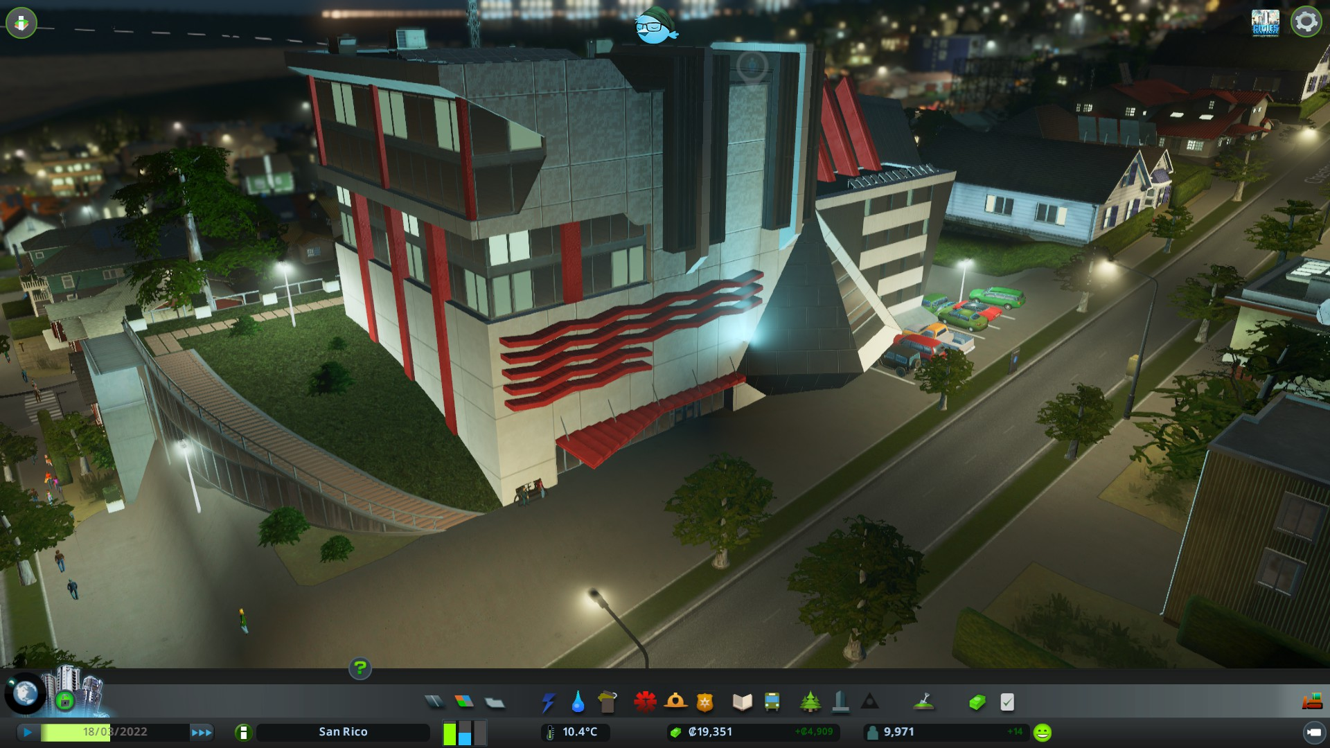 Cities: Skylines' Green Cities Makes My Town The Prettiest Flower In A Sea Of Weeds