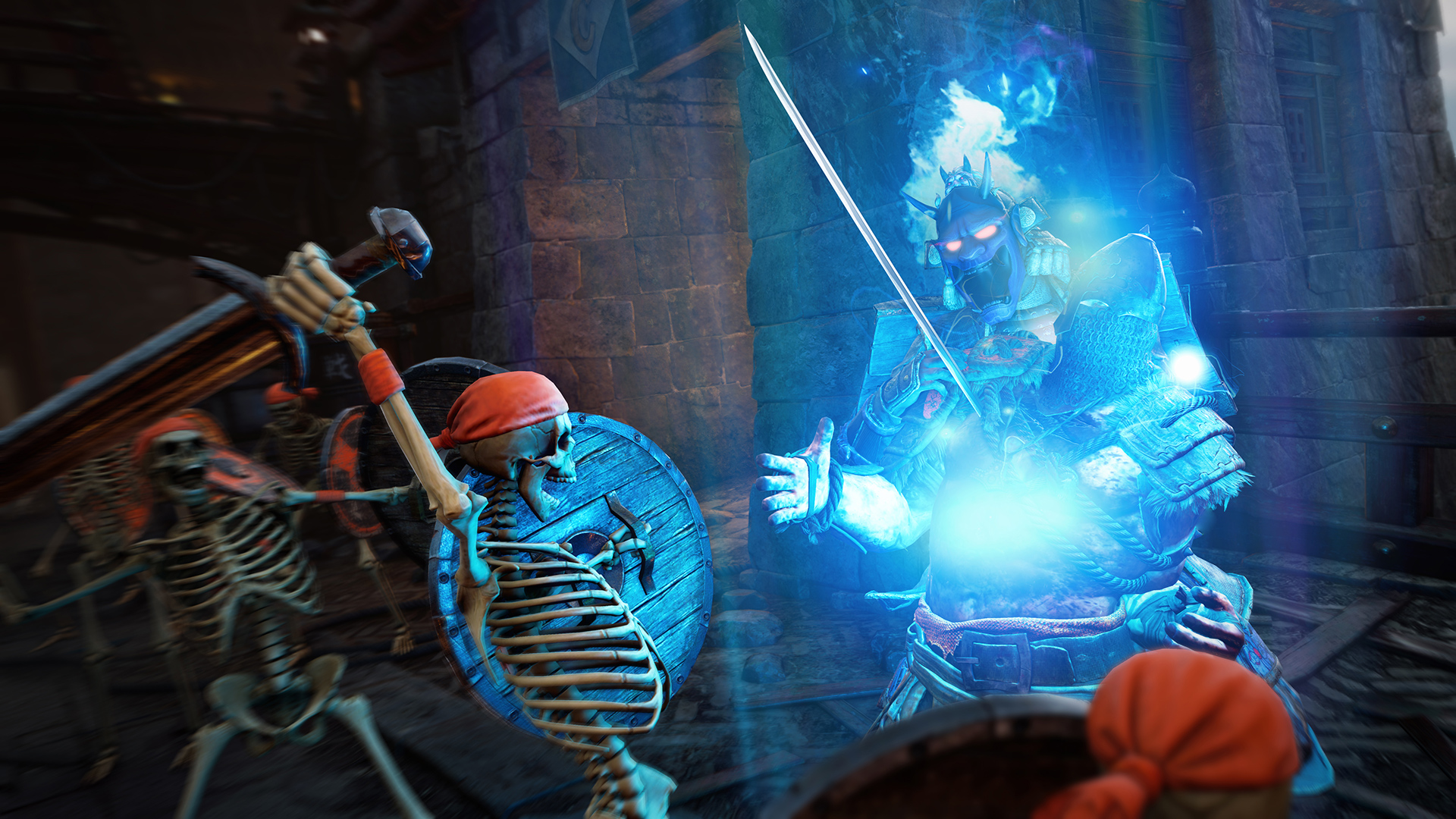 Raze The Dead In For Honor's Halloween Event