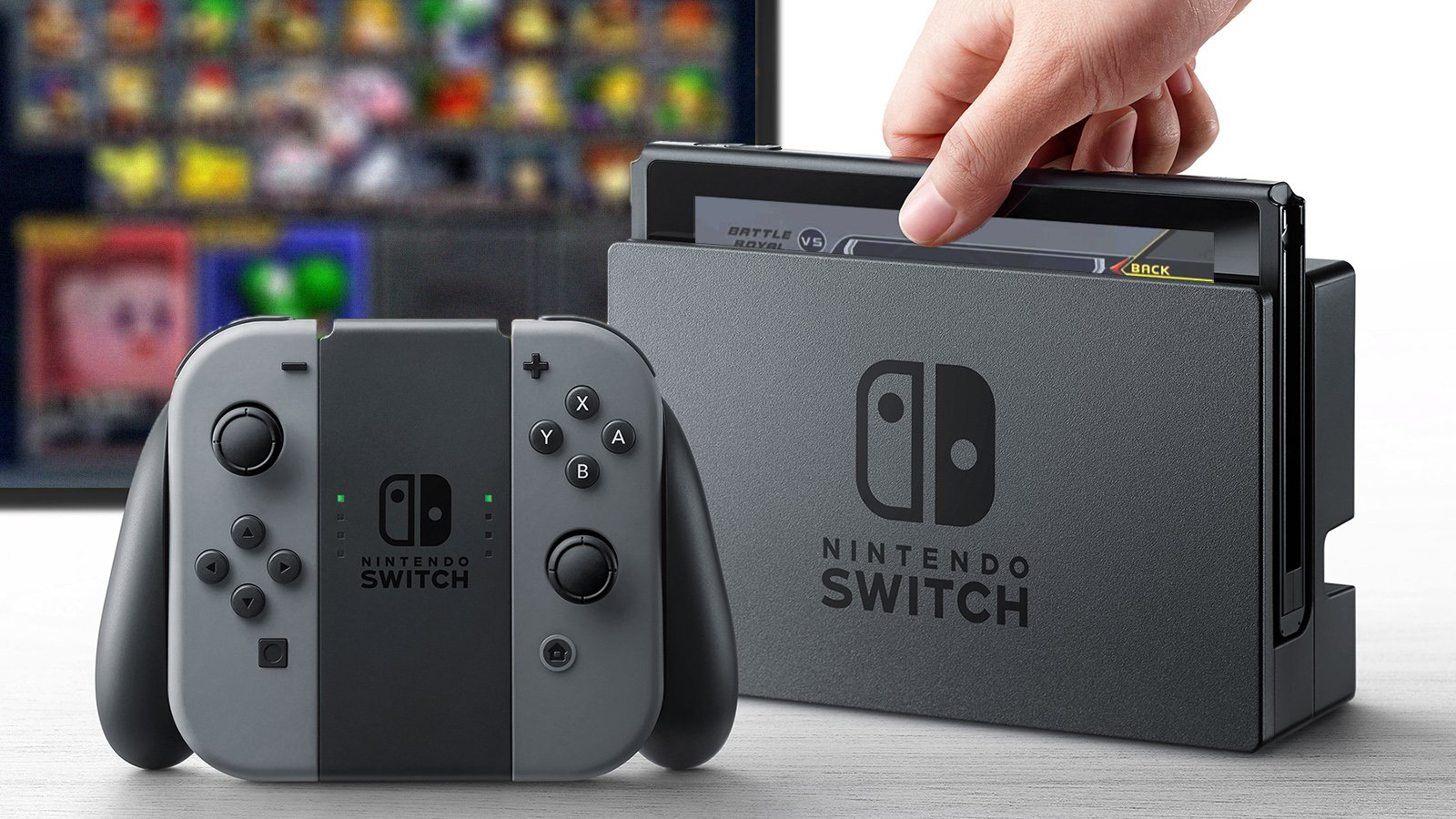 The Nintendo Switch Has Sold Over 2 Million In The US