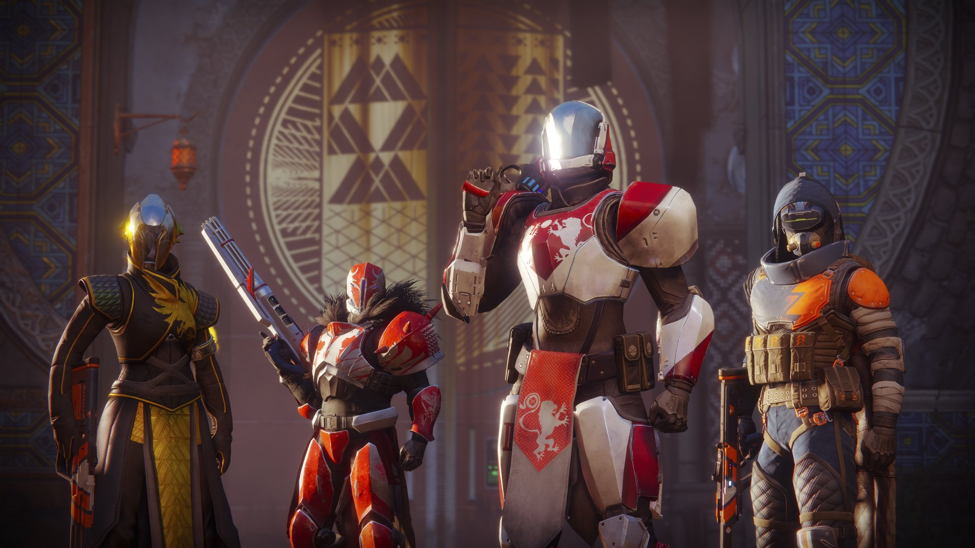 Destiny 2 Pre-load Live As Pre-order Deals Knock Up To 15% Off
