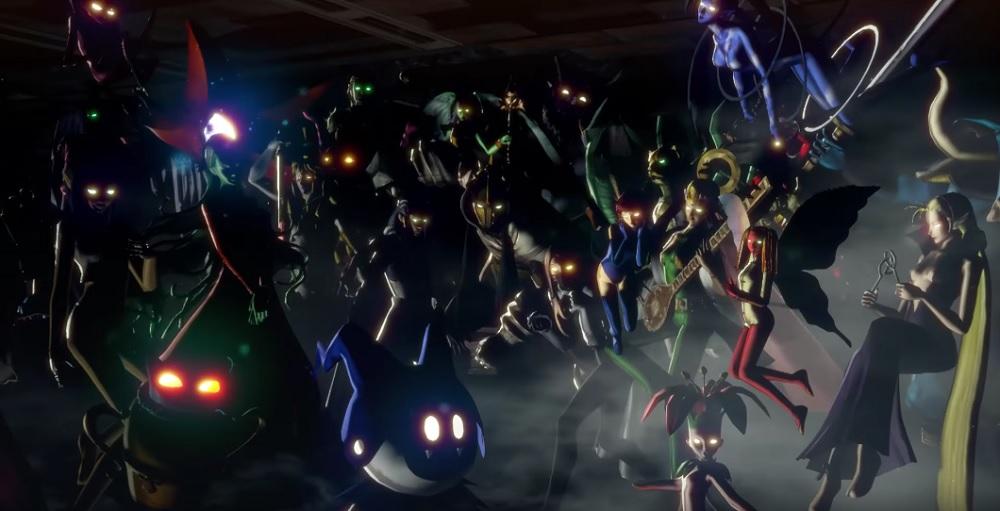 Shin Megami Tensei HD project will be streamed on YouTube next week screenshot