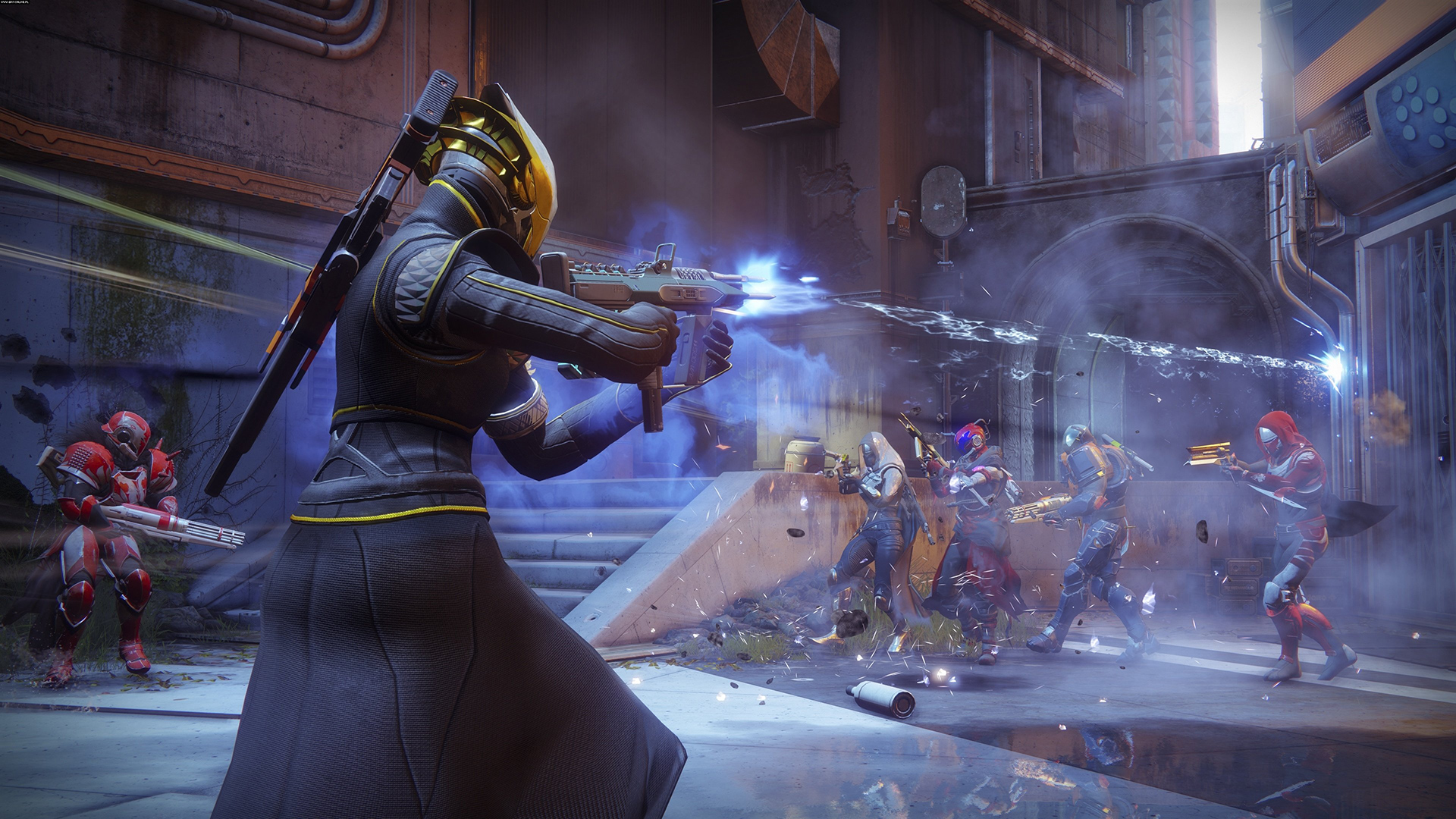 Destiny 2 Is Skipping Trials Of The Nine For Two Weeks