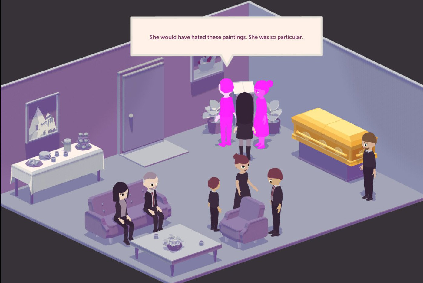 Image result for mortician's tale