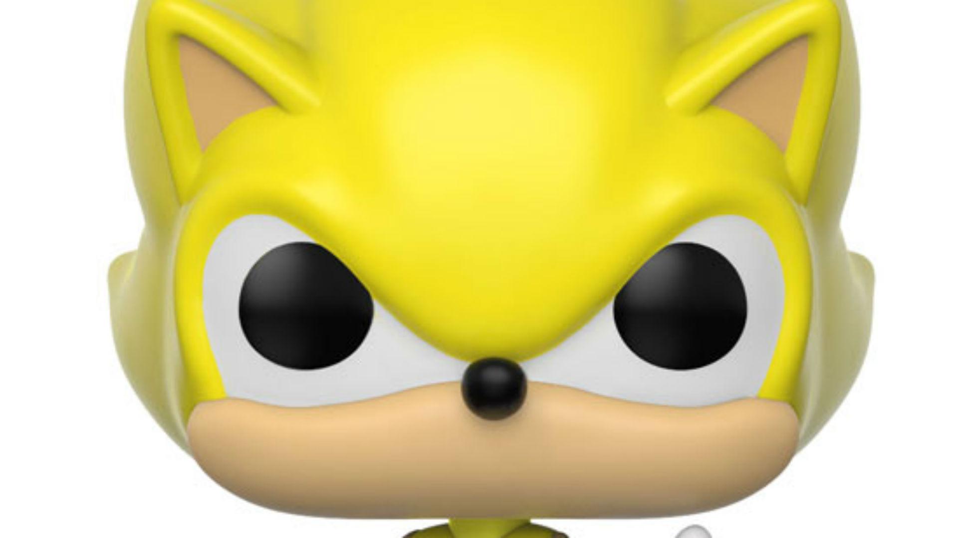 These Sonic Funko toys gotta go somewhere fast screenshot