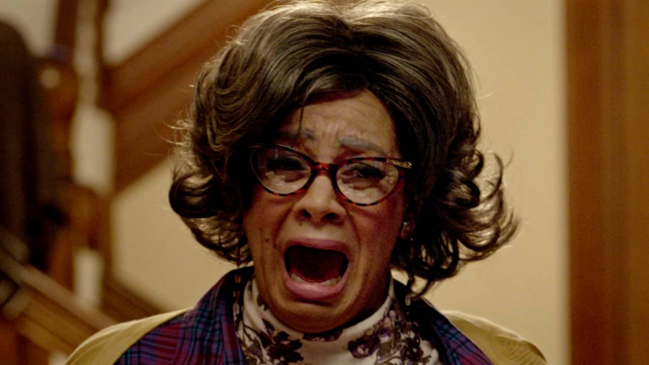 Have you ever seen a Madea movie?