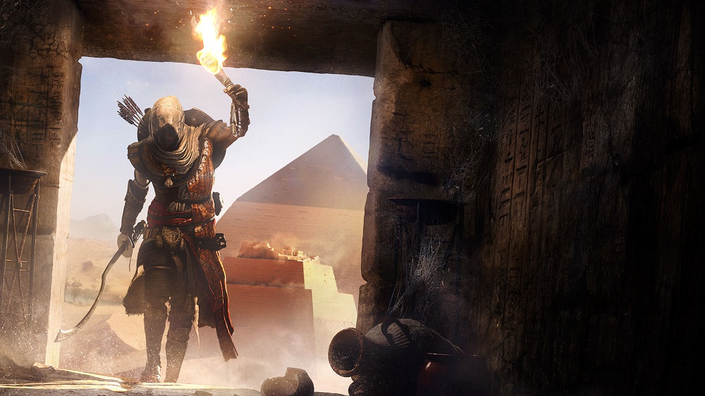 Pyramids Elephants And Head Cleaving Abound In Assassin S Creed