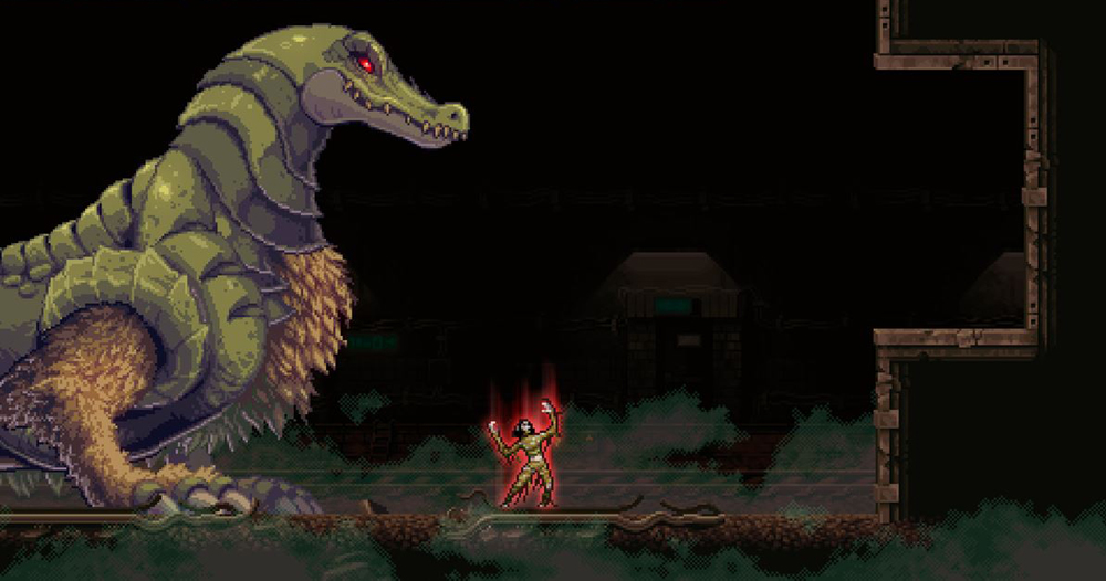 The Mummy Demastered's director is ready to take on Frankenstein, Wolf Man, and the Black Lagoon screenshot