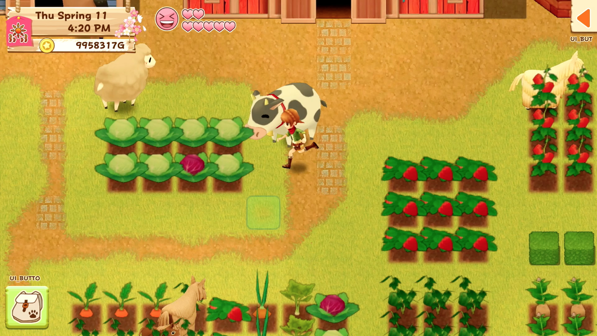 Harvest Moon: Light of Hope coming to Steam November 14 screenshot