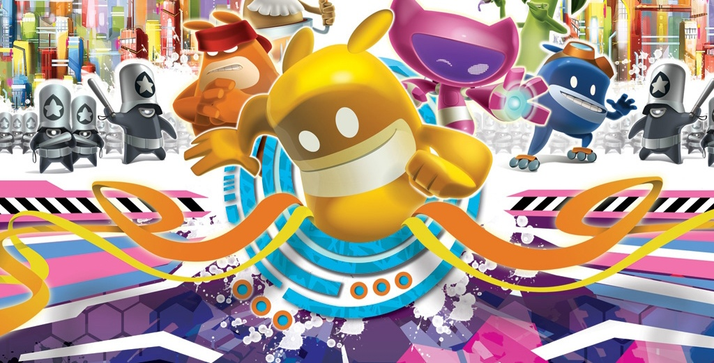 de Blob is painting its way on to PS4 and Xbox One next month screenshot
