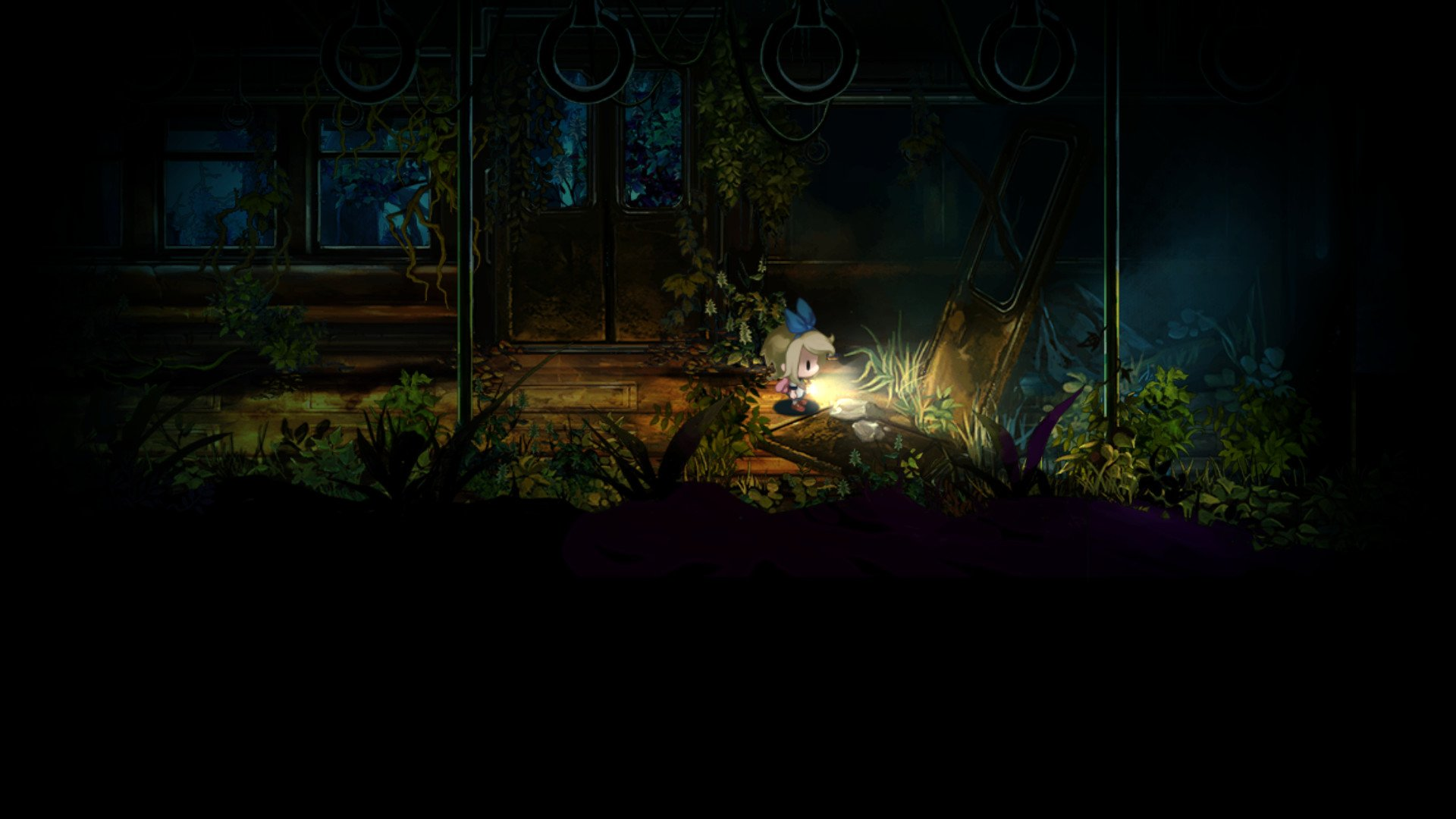 NISAmerica - Review: Yomawari ~ Midnight Shadows (Vita Retail) YomawariHaru-noscale