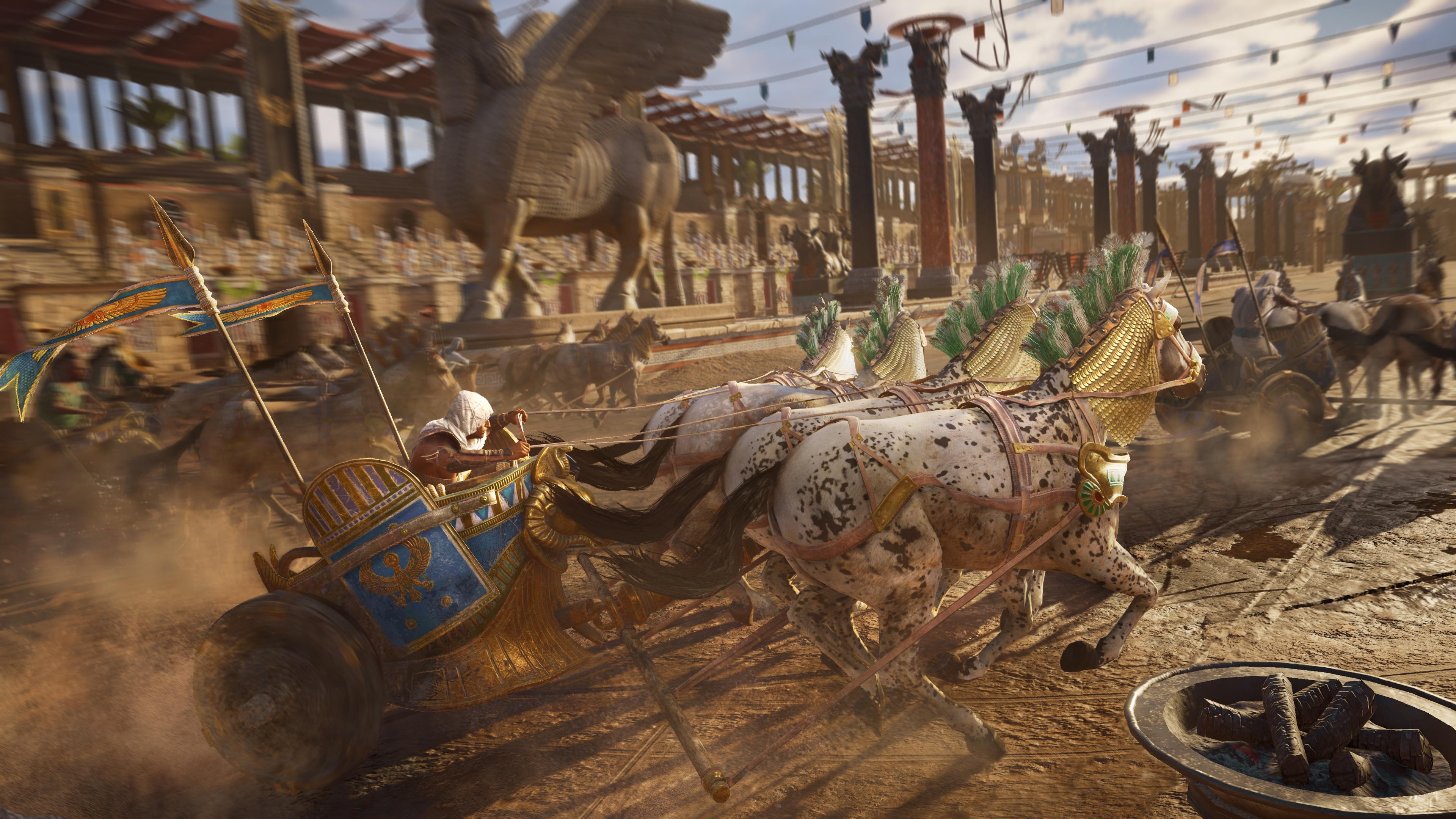 Review: Assassin's Creed Origins screenshot