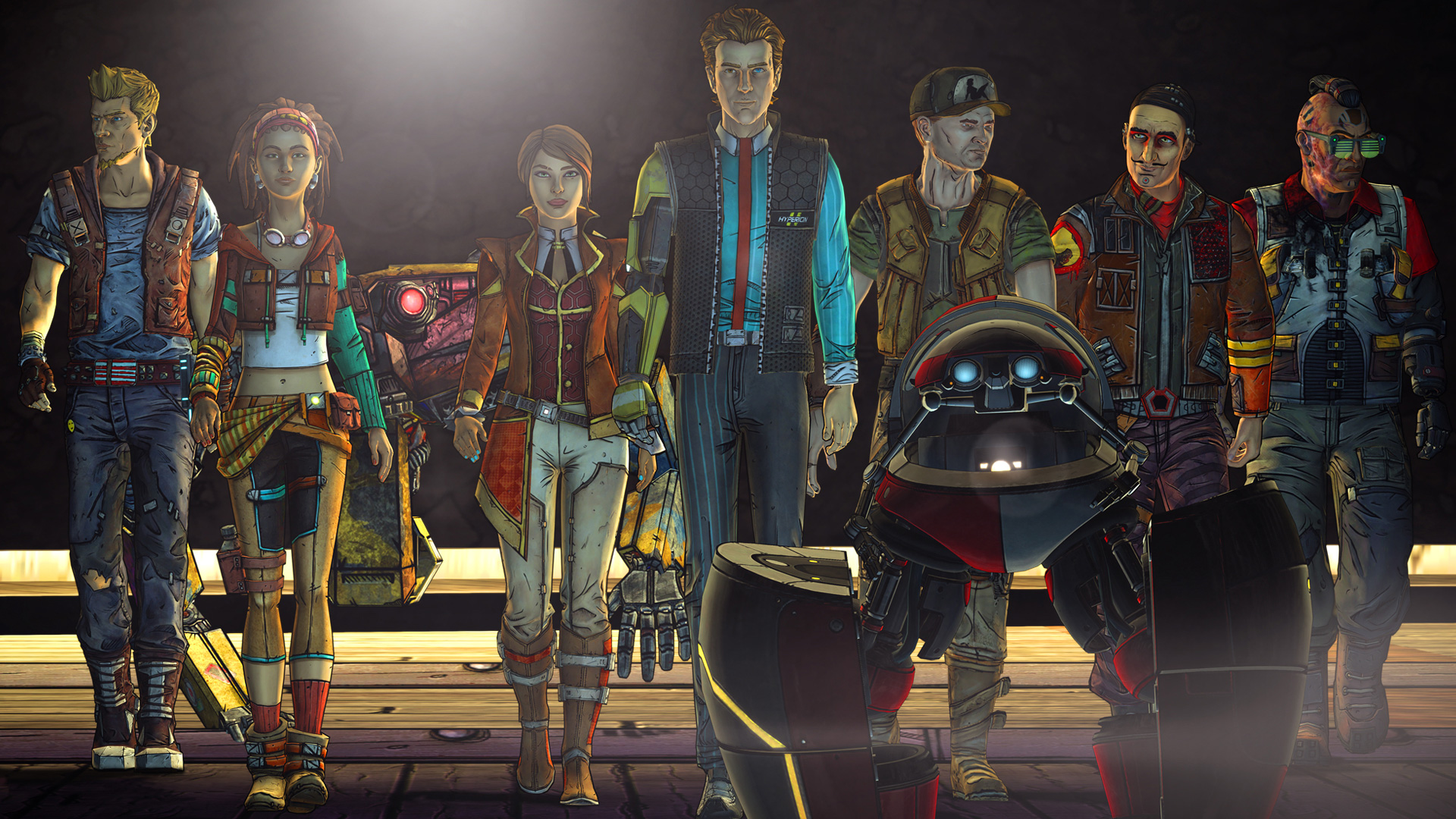 Tales from the Borderlands is very good and it's one of November's Xbox Games with Gold screenshot