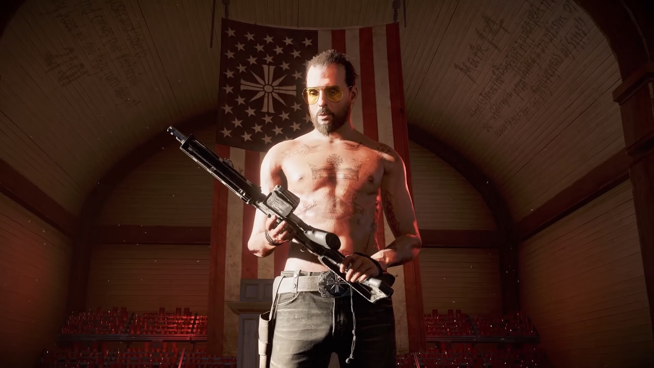 Ubisoft Worked With A Cult Expert For Far Cry 5