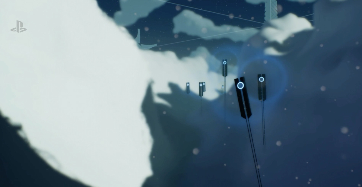Oure looks beautiful and is out today for PlayStation 4 screenshot