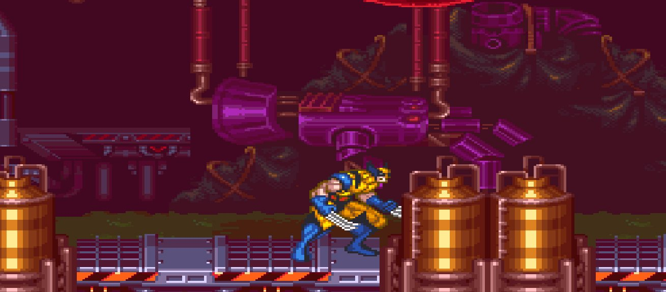 x-men 1992 game download for android