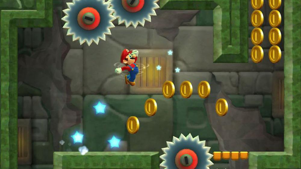 Super Mario Run hits 200 million downloads, but sales are still lacking screenshot