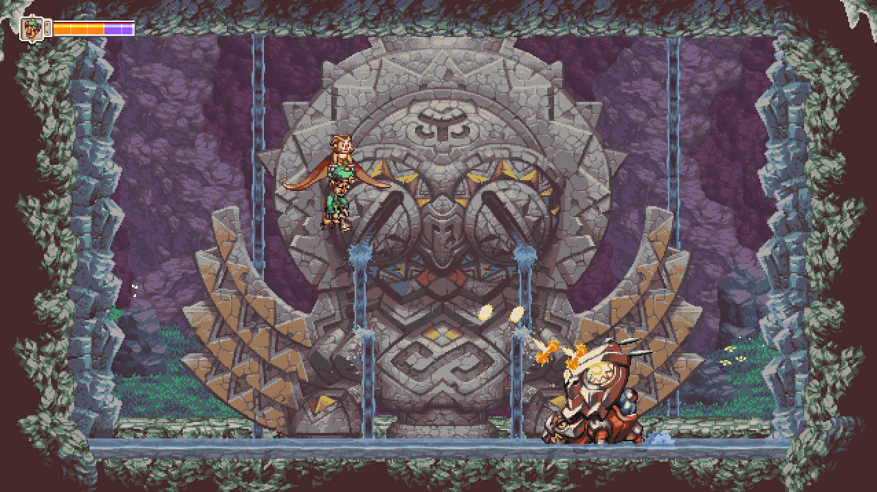 Owlboy will be hitting consoles, including the Switch, next year screenshot