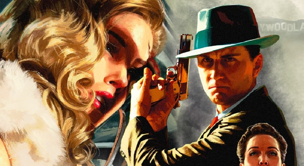 The Switch releases of L.A. Noire and WWE 2K18 will require an SD card screenshot